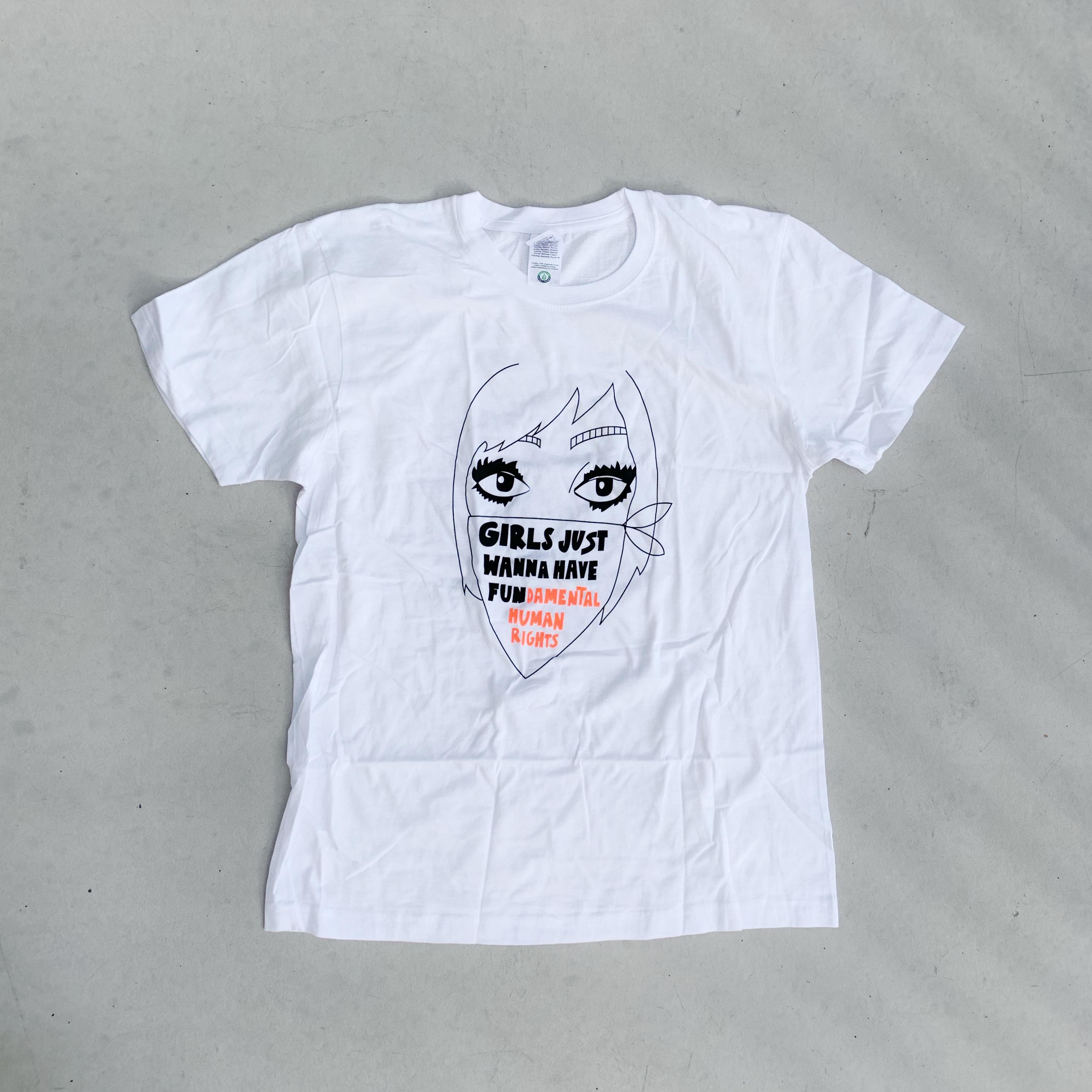 T-shirt - Girls just wanna... Vuxen