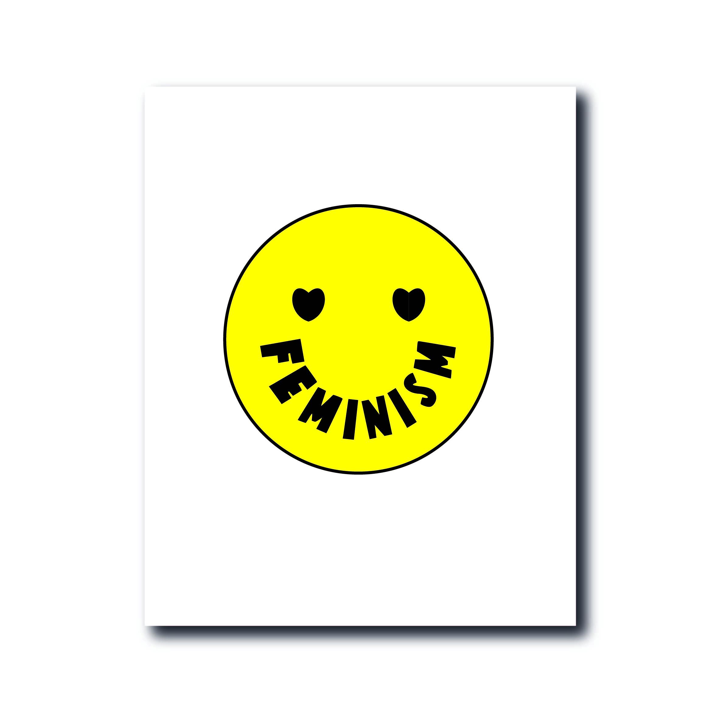 Smiley - Feminism