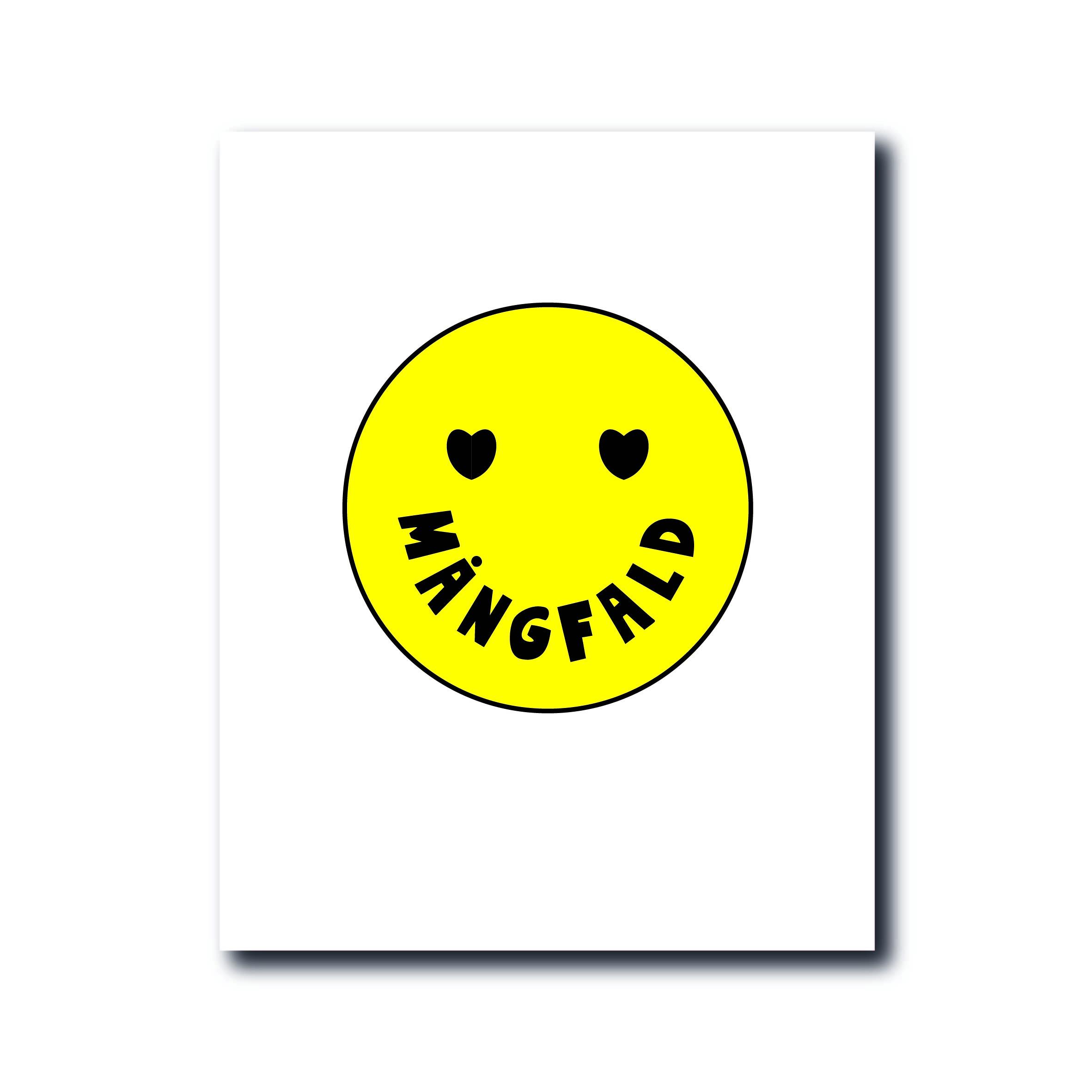 Smiley - Mångfald